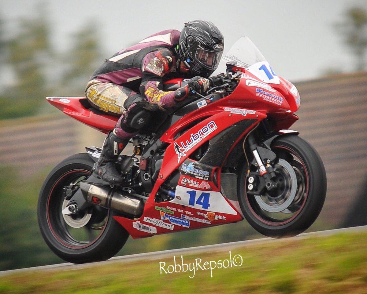 Caljouw Leads Performance Racing Achterhoek's 2018 IRRC Supersport Assault