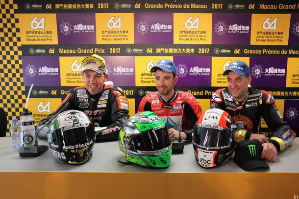 Suncity Group Macau Grand Prix – Paddock News