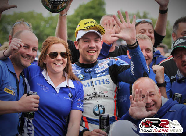 Hickman Remains With Smiths Racing For 2018 International Roads Quest