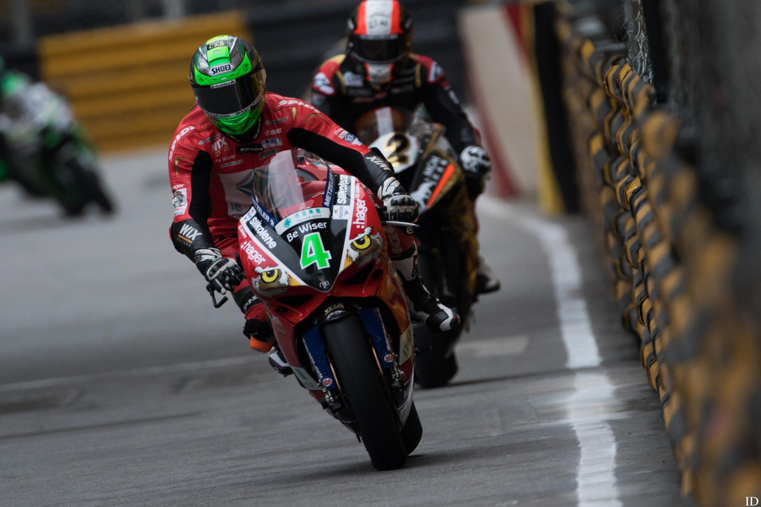 Suncity Group Macau Grand Prix – Record Breaking Irwin Consolidates Top Spot In Qualifying