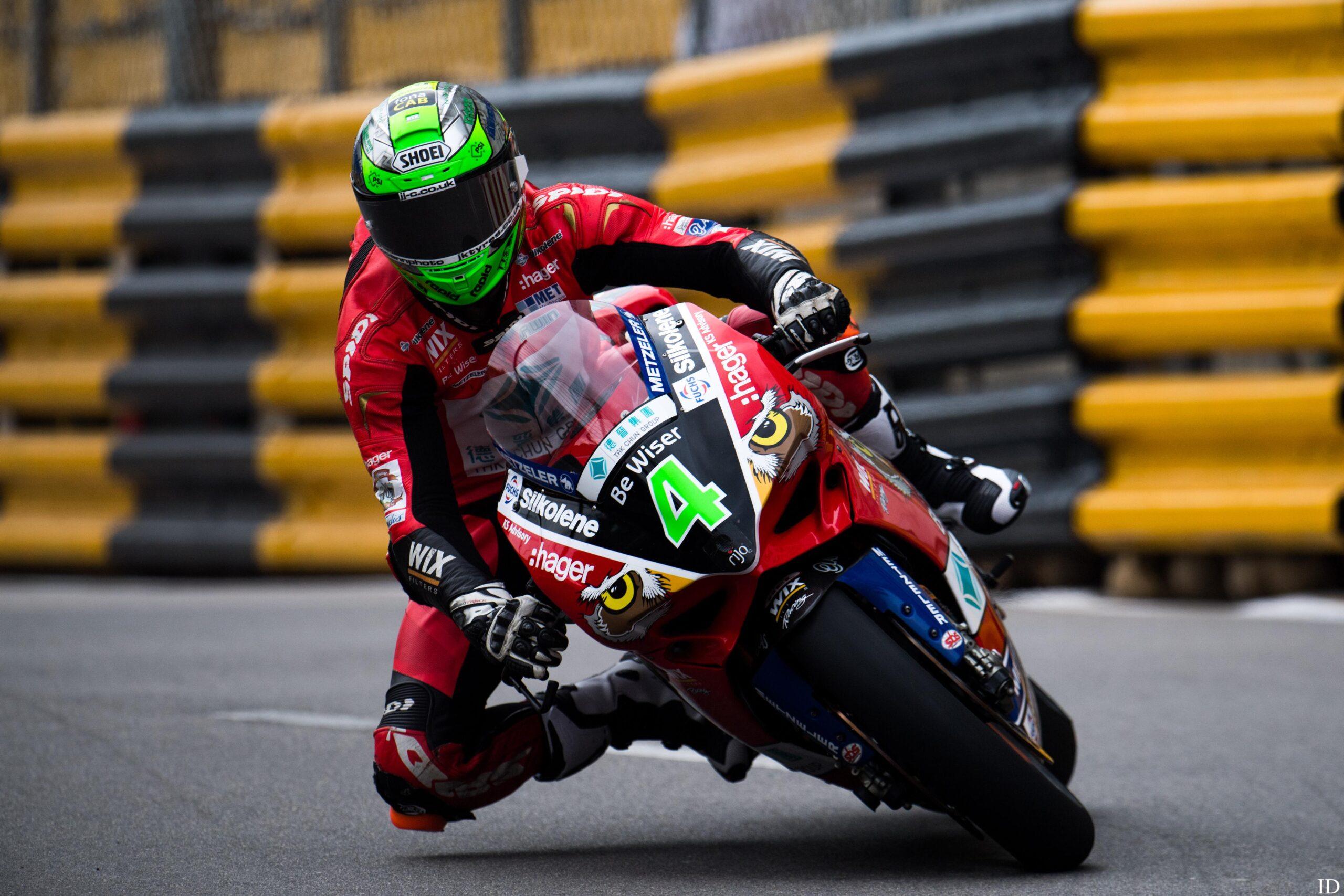 Suncity Group Macau Grand Prix – First Practice Report
