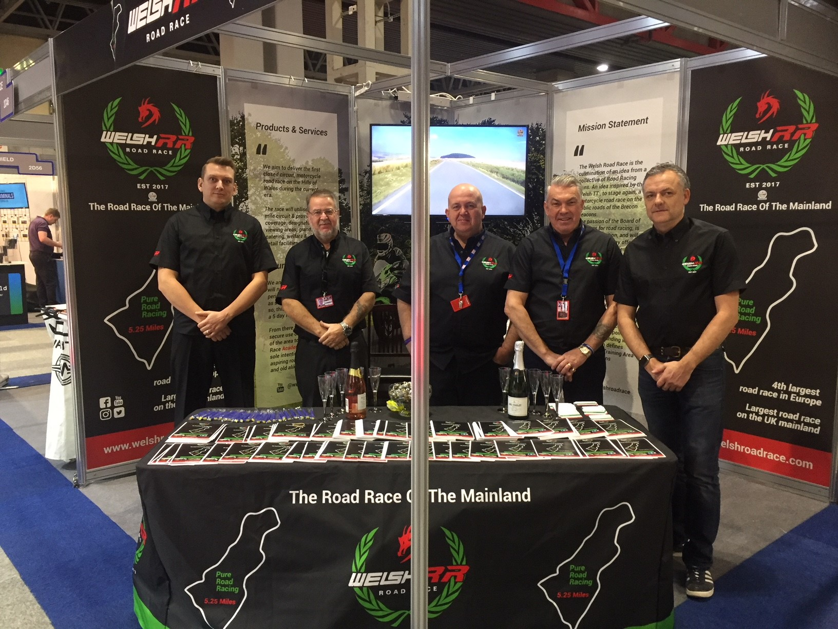The UK's Newest Roads Meeting – The Eppynt Welsh Road Races