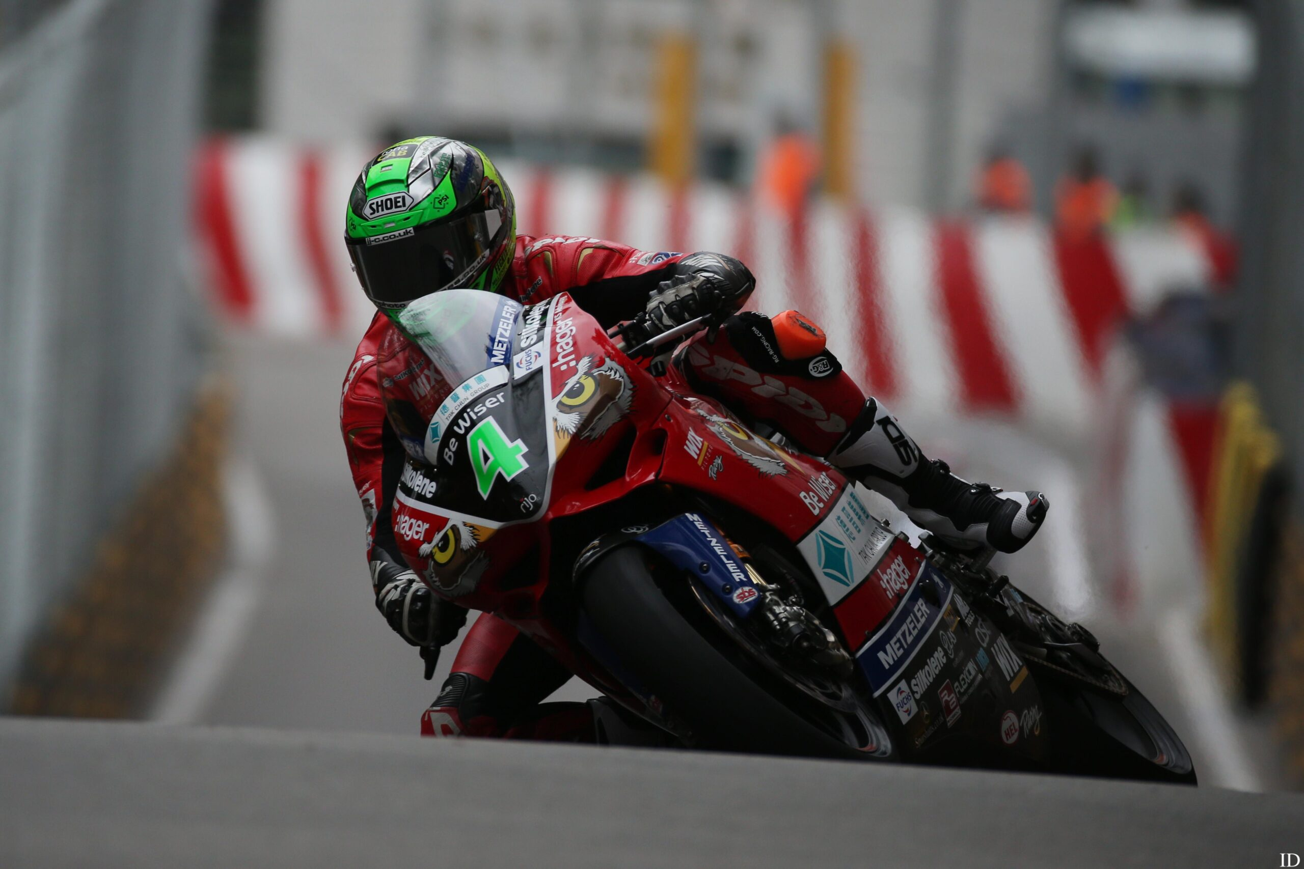 Suncity Group Macau Grand Prix – Irwin Seals Provisional Pole