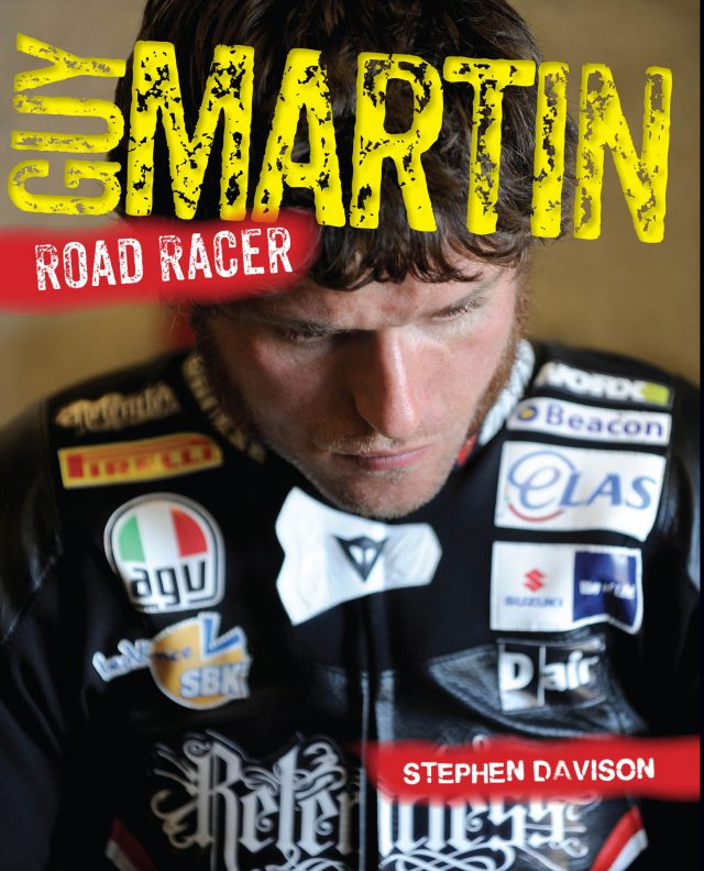 Guy Martin – Road Racer: Book Review