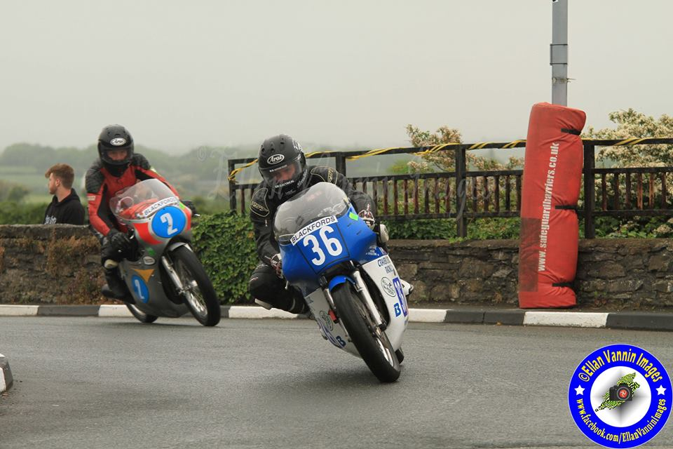14th Year Of Blackford Financial Services Title Sponsorship For Pre TT Classic Races