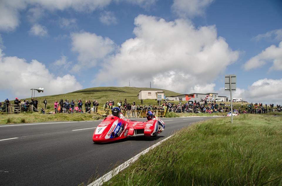 Rising Sidecar Stars Founds/Lowther Confirm TT 2018 Campaign