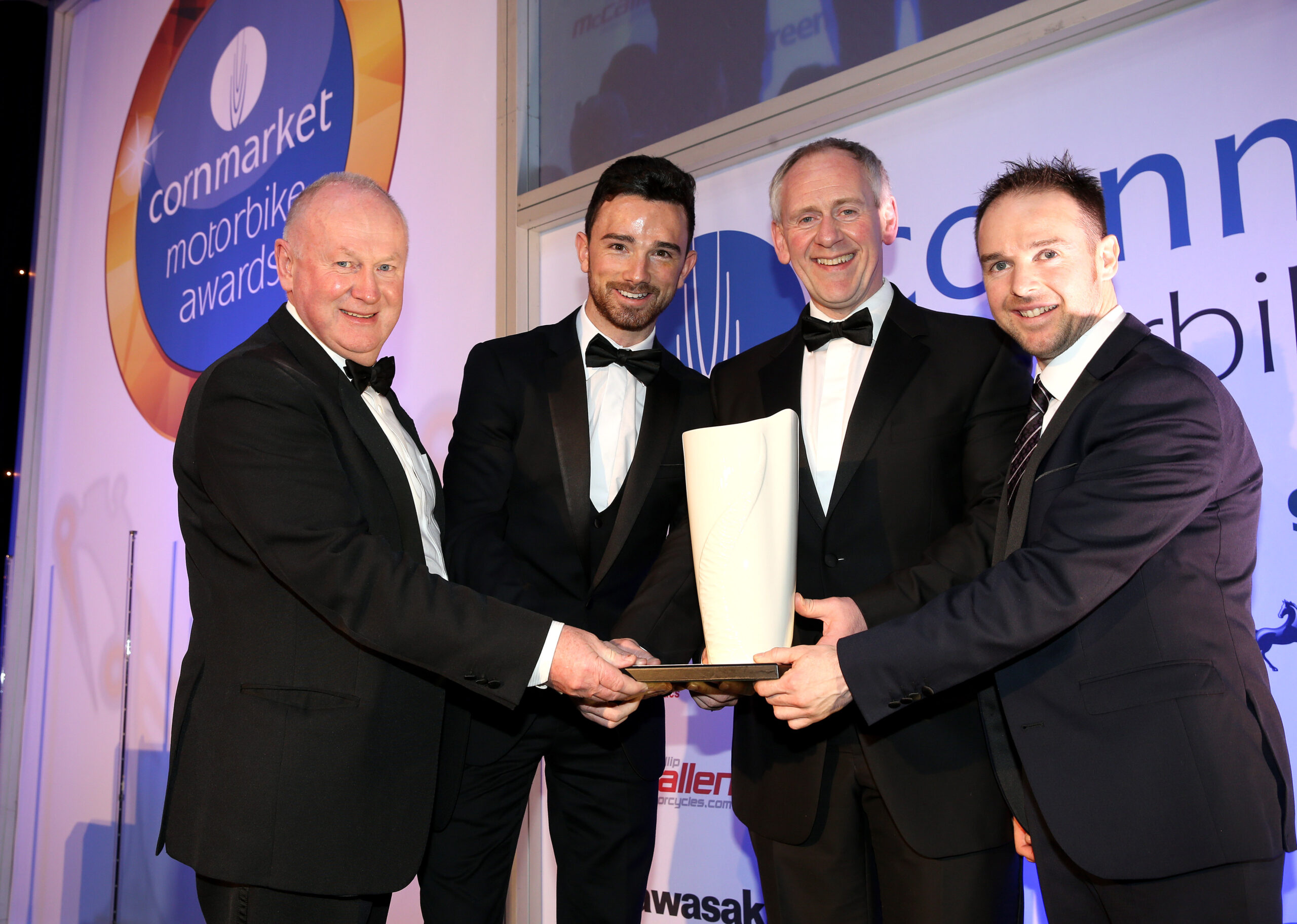 Feature NW200 Superbike Race Crowned Race Of The Year At Cornmarket Motorbike Awards Ceremony