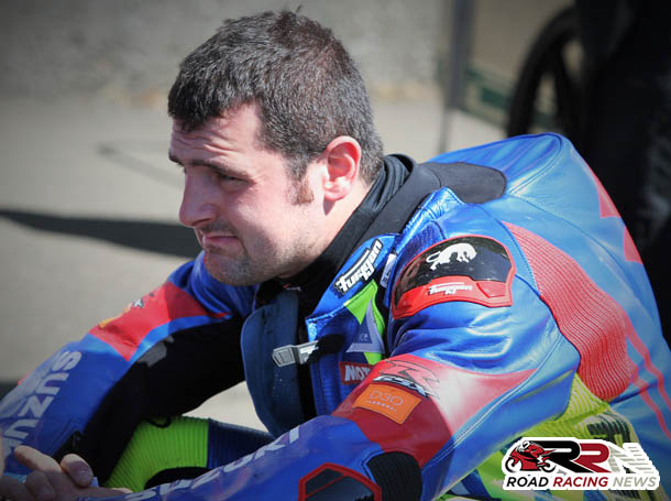 Michael Dunlop/Moto GP To Click Together At Test In Malaysia