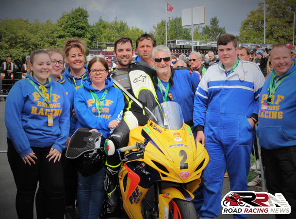 Welsh Star Evans To Make TT Step Up With PRF Racing
