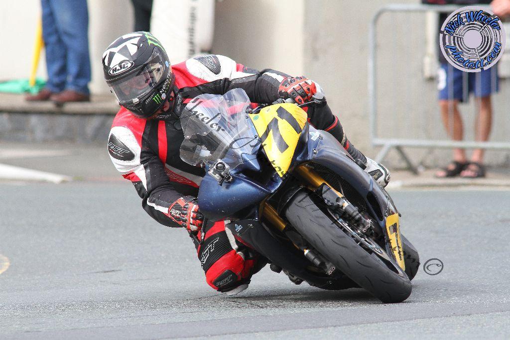 Norway's Kjuus Plotting Maiden TT, North West 200, Ulster GP Appearances