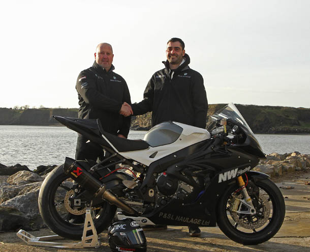 Lightweight Manx GP Champion Cooper Joins Forces With NW Racing