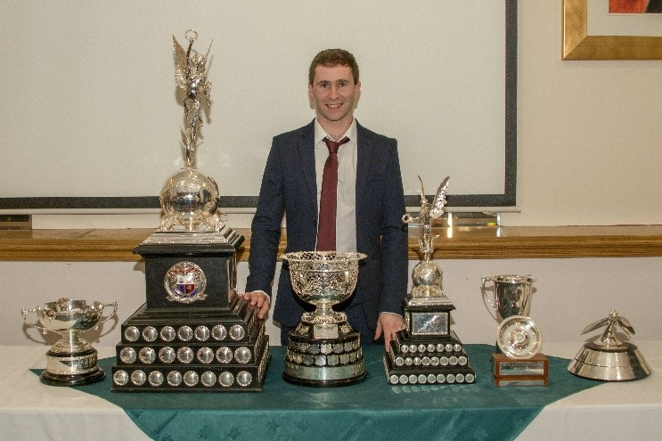 Michael Evans Provides Insight Into TT 2018 Plans at Manx Motorcycle Club Dinner