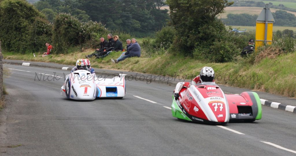 Daryl Blake Construction Ltd Confirmed As New Title Sponsors Of S100 Sidecar Championship