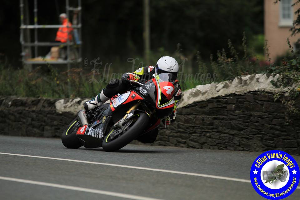 Ballymoney's Tweed To Jockey M&D Racing Triumph At 2018 Manx GP