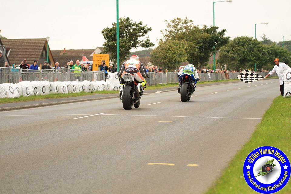 Hunts Motorcycles Take Over S100 Solo Championship Sponsorship Reins