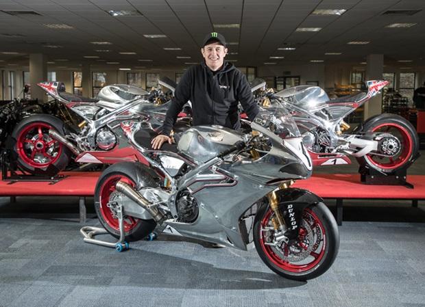 Marque TT Forces Merge – McGuinness Joins Norton