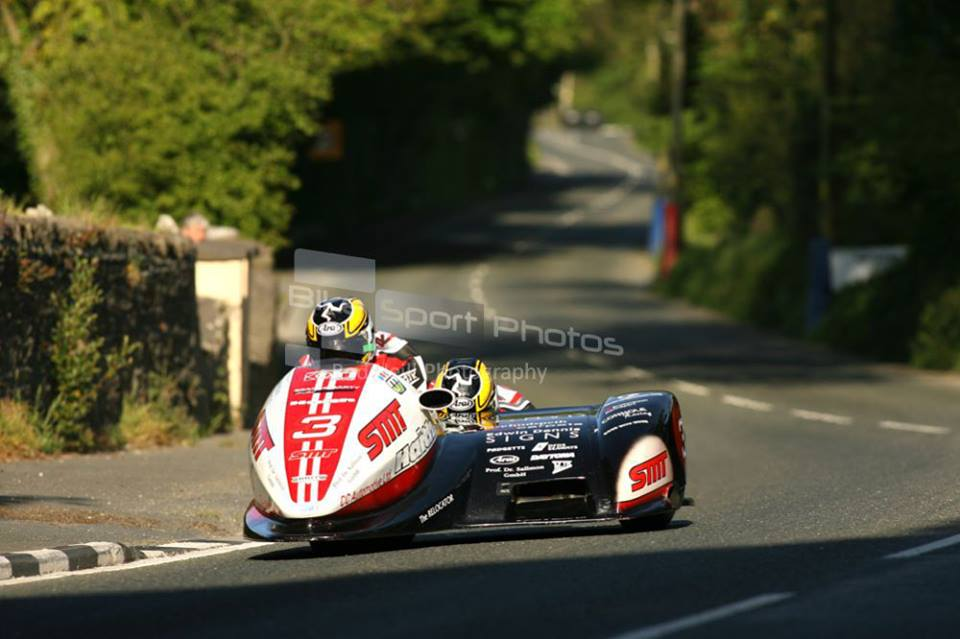 Sidecar Ten Questions Challenge – Tim Reeves – Road Racing News