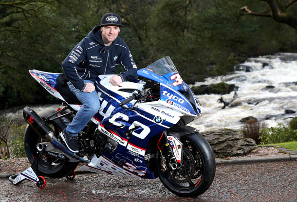 Mighty Tyco BMW/Alastair Seeley Combination Remains In Place For 2018 Triangle Challenge