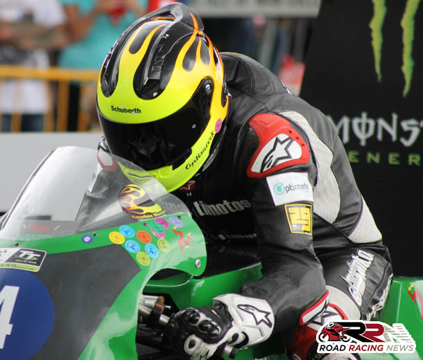 Mix Of Overseas, Up Coming Road Racers Set For Billown Debuts