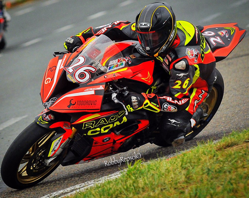 Proven Front Runners, Rising Forces, High Profile Newcomers Amongst 2018 IRRC Superbike Field