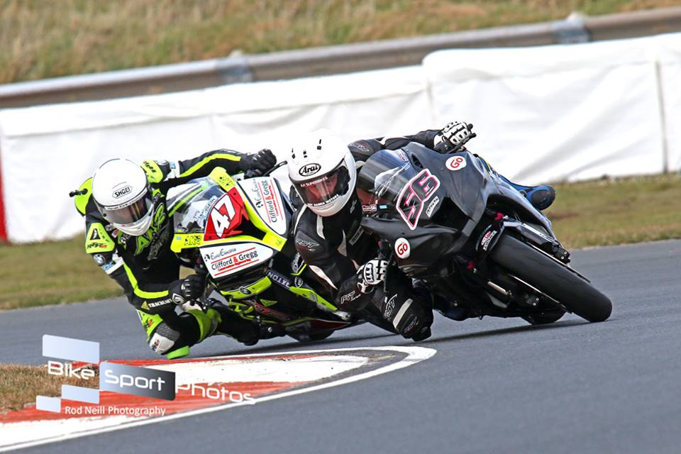 Rising Roads Star McLean Impresses At Bishopcourt, Brands Hatch