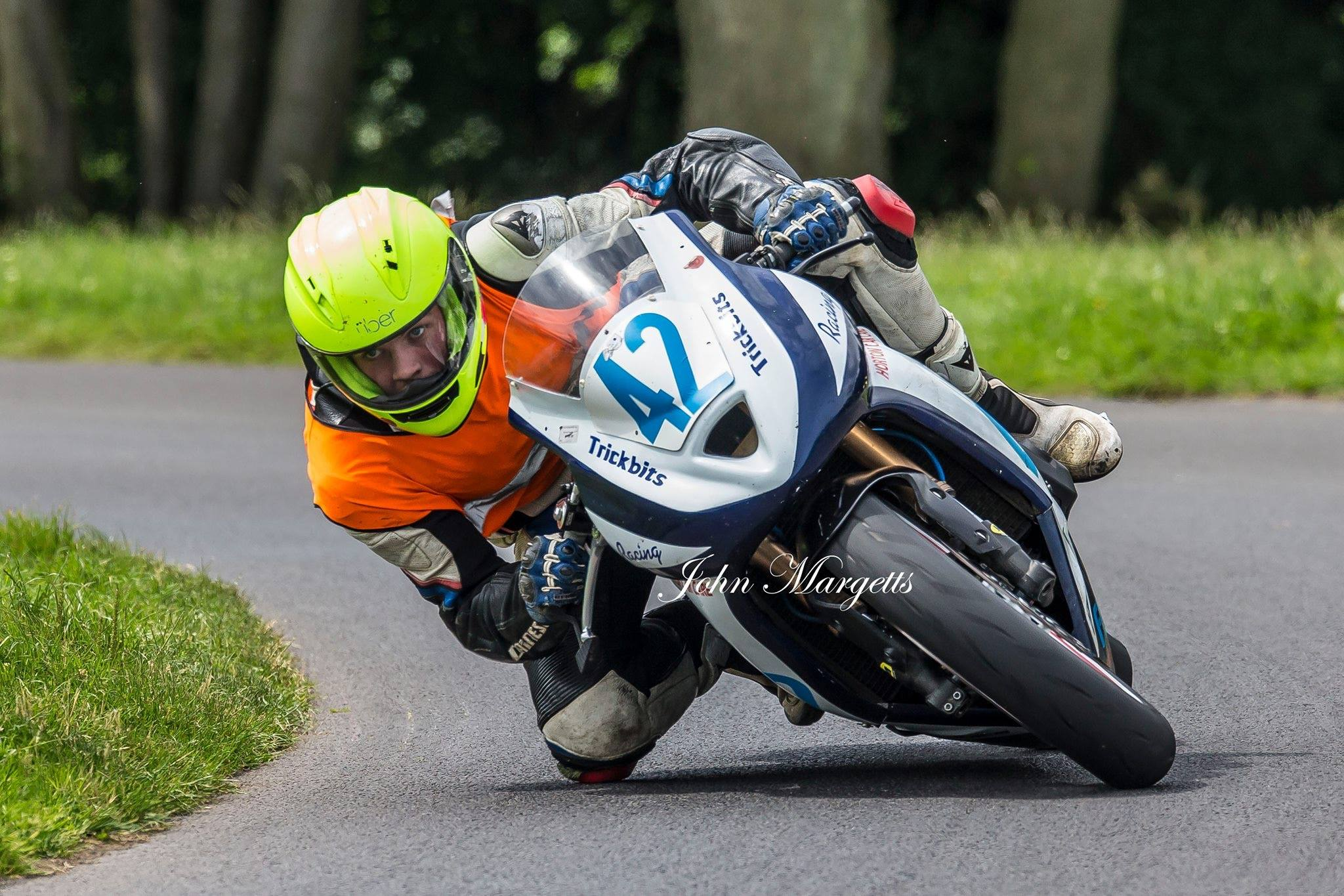 Dixon Heads To The Home Of Real Road Racing