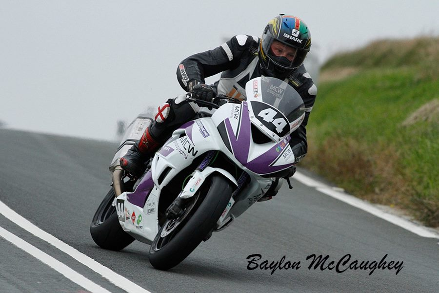 Sam Counting Down The Days Till KDM Hire Cookstown 100