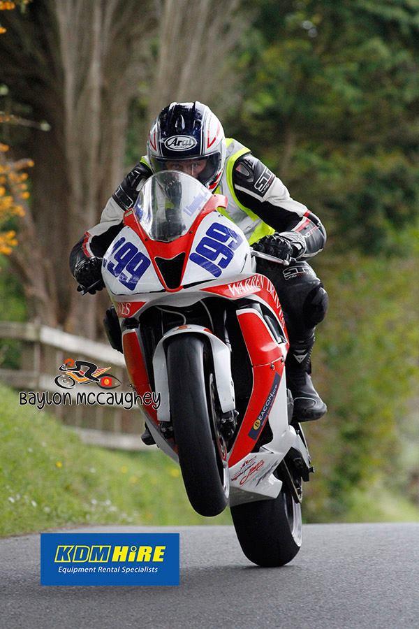 Lloyd Returns To His Road Race Debut Circuit