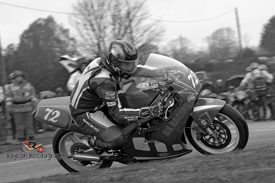 Bringing Back The Great Sounds Of Road Racing, Gareth Keys