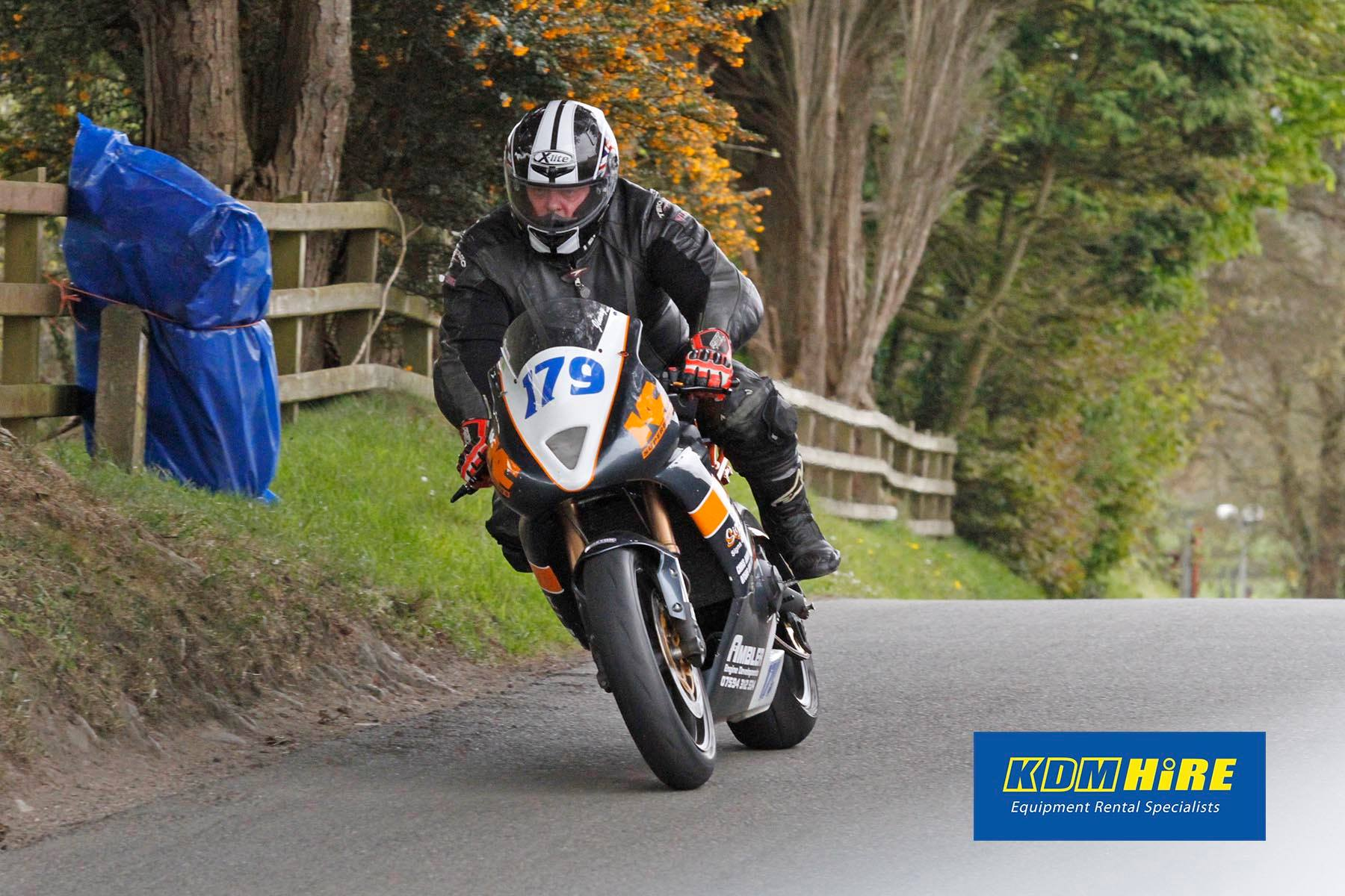 Cookstown 100: Age No Barrier For James Rothery