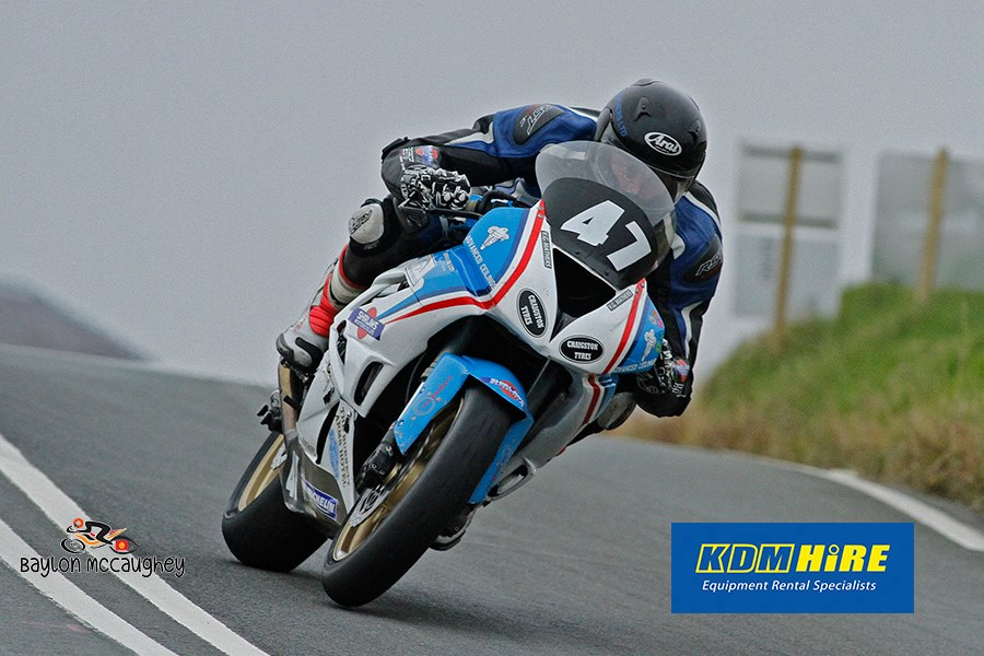 Ironside Debuts At KDM Hire Cookstown 100