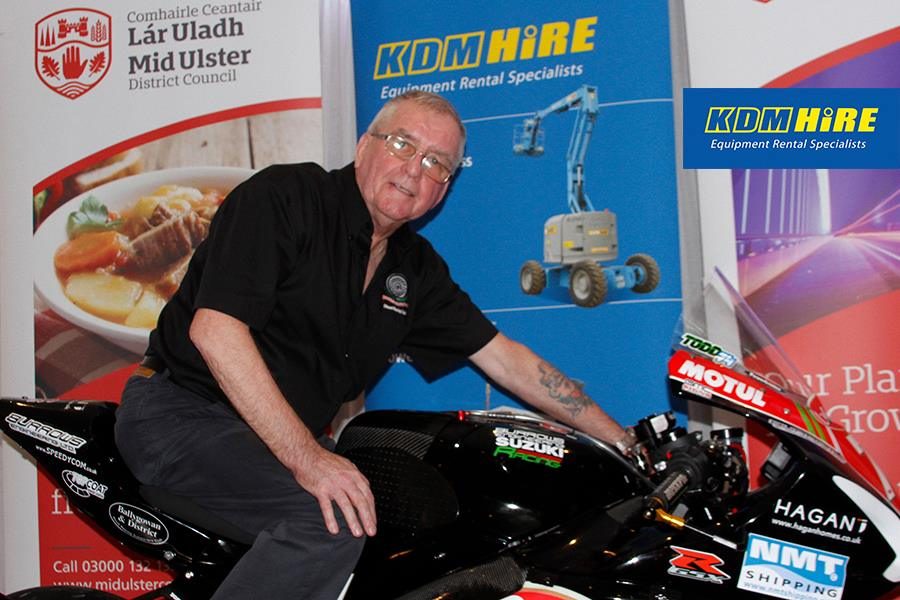 Cookstown 100: George Looks Forward To Less Stressful Weekend