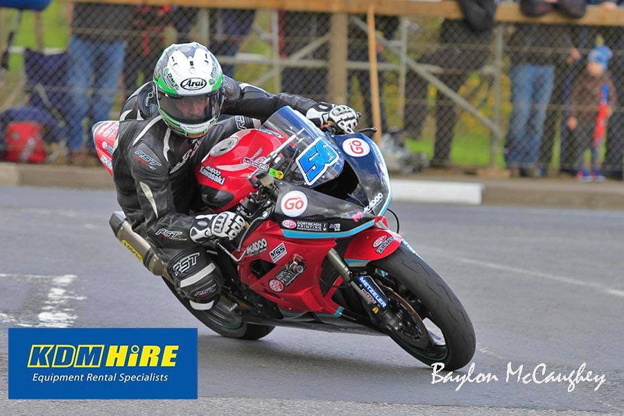 KDM Hire Cookstown 100: McLean Scoops Man Of The Meeting Award