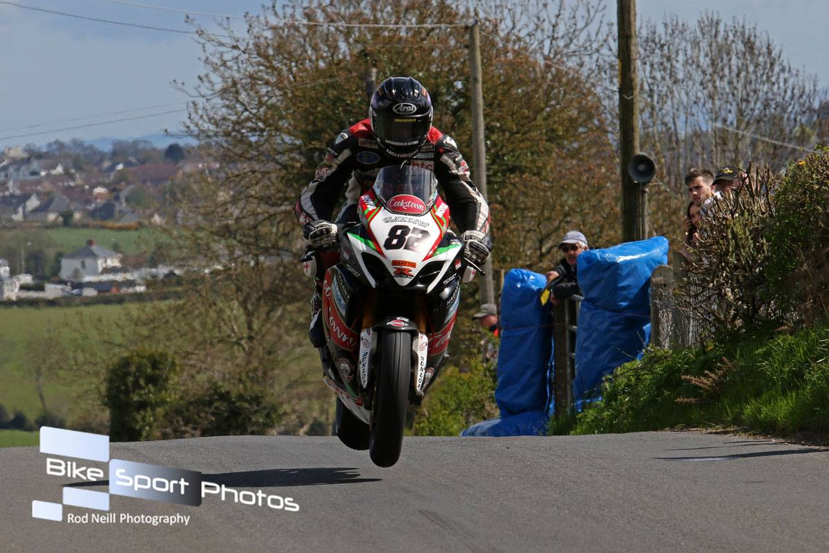 KDM Hire Cookstown 100: Sheils Powers To Open A Race Honours