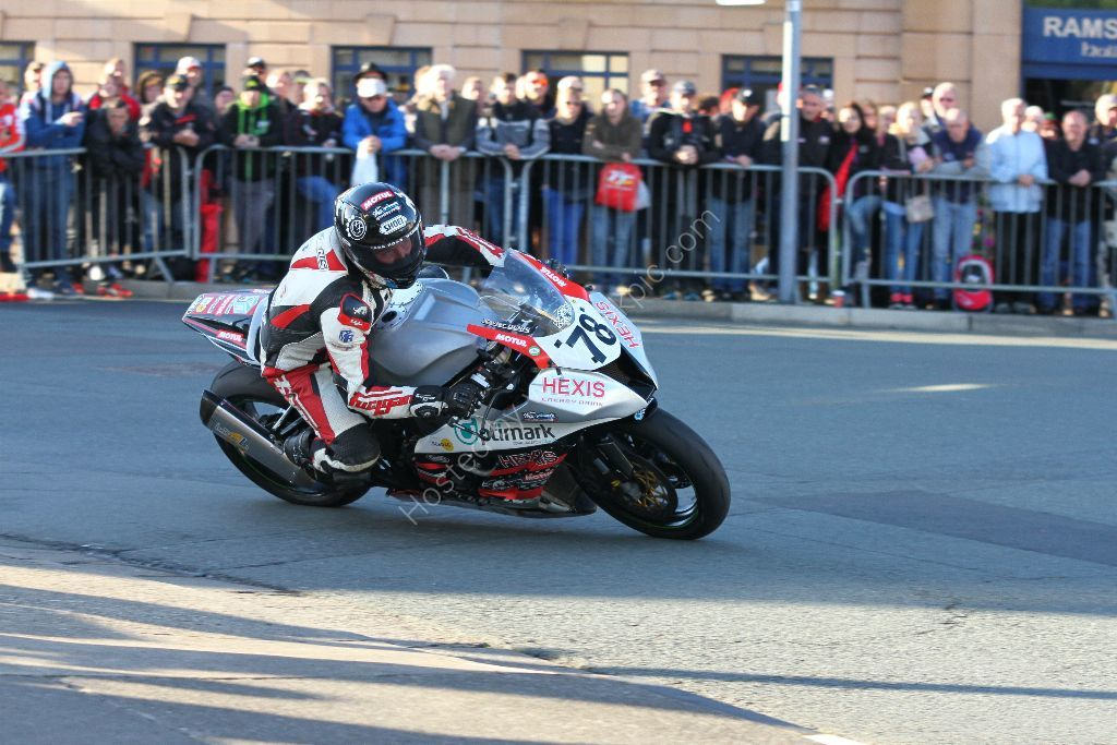 Denis/Optimark Planning To Compete Across All Classes At TT 2018