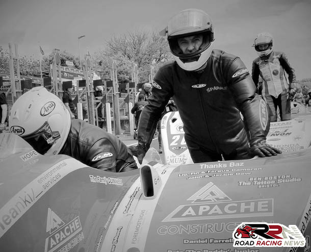 Sidecar Ten Questions Challenge – Shaun Parker