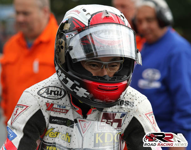 Japan's Yamanaka Looking Forward To Second TT Quest