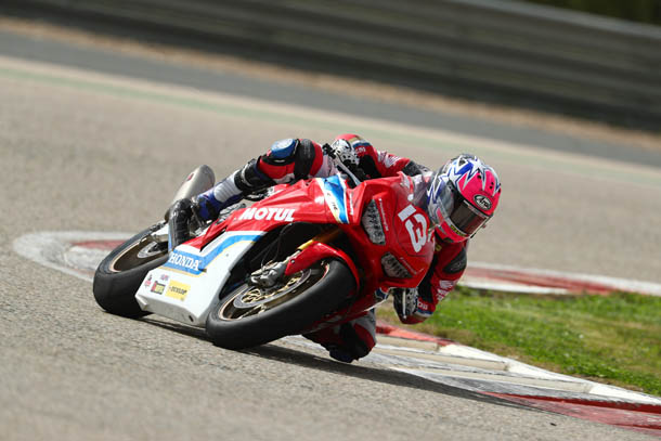 Honda Racing's Johnston Talks Up NW200 Superbike Challenge