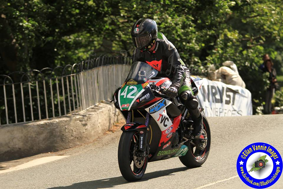 Ten Questions Challenge – Rob Livesey