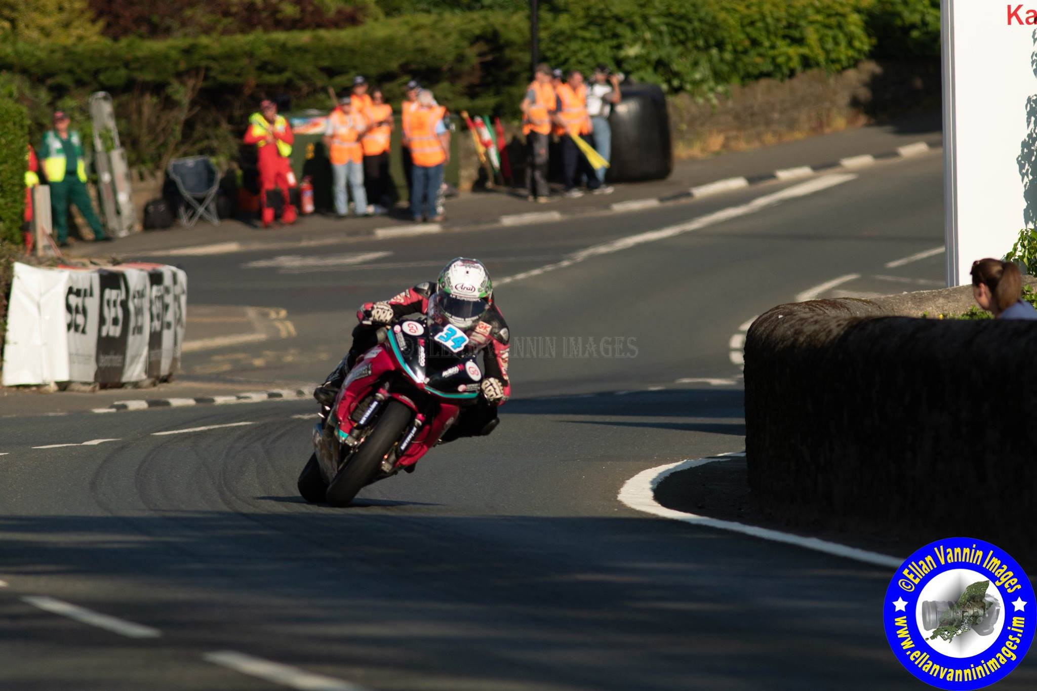 TT 2018: McLean Chipping Away With Pace Within Second Mountain Course Expedition