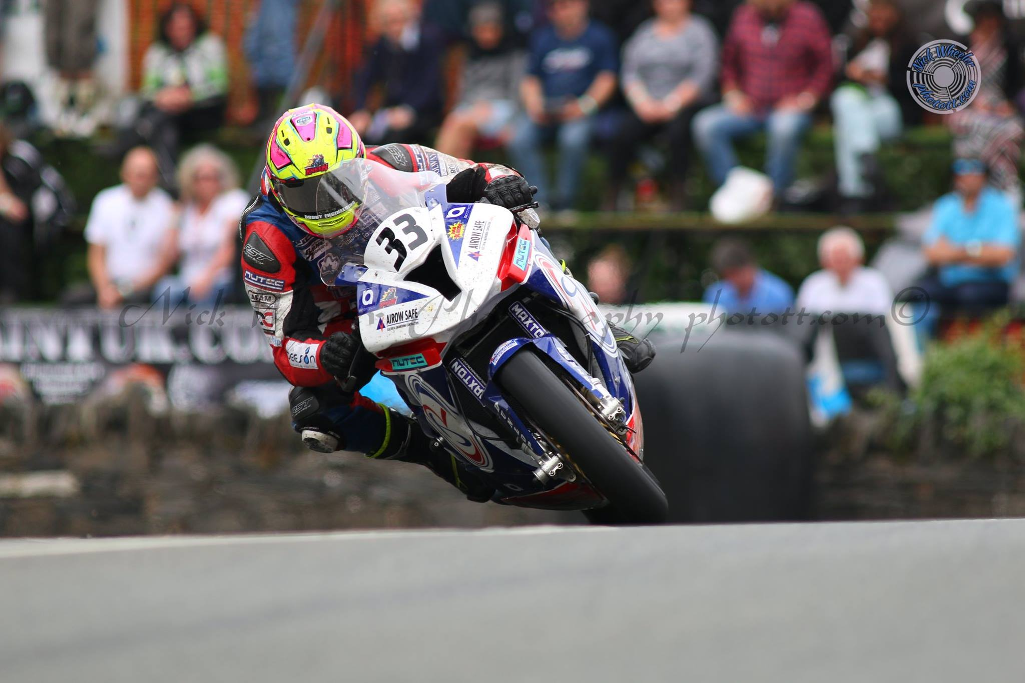 TT 2018: Craig Neve Talks Superbike Action, Tomorrow's Races, Mountain Course Progress