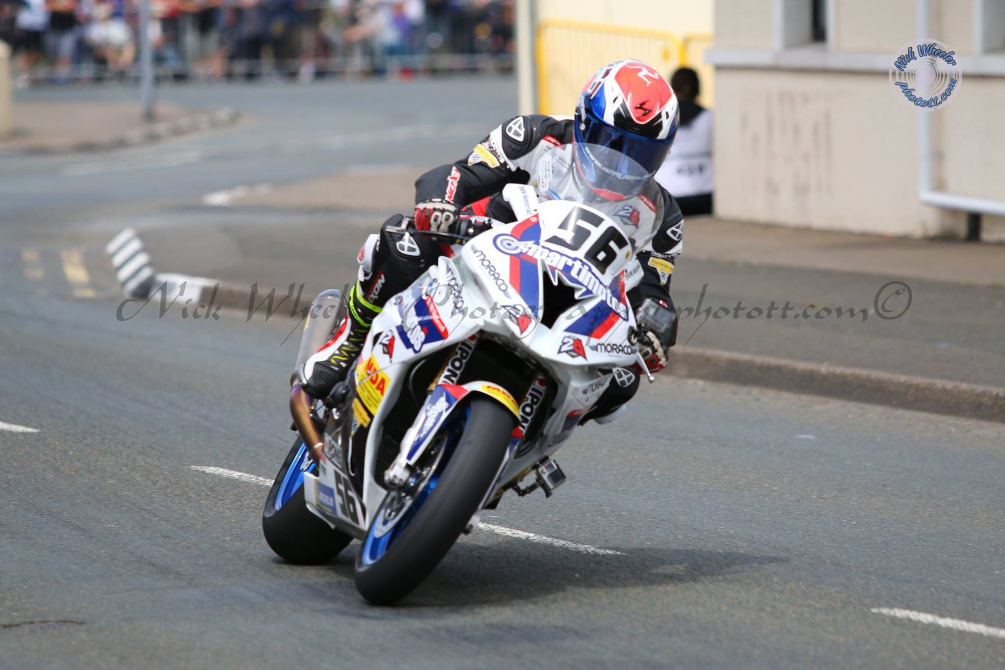 TT 2018: Future Dakar Rally Participant Toniutti Bags Top 25 Finishes In Big Bike Encounters