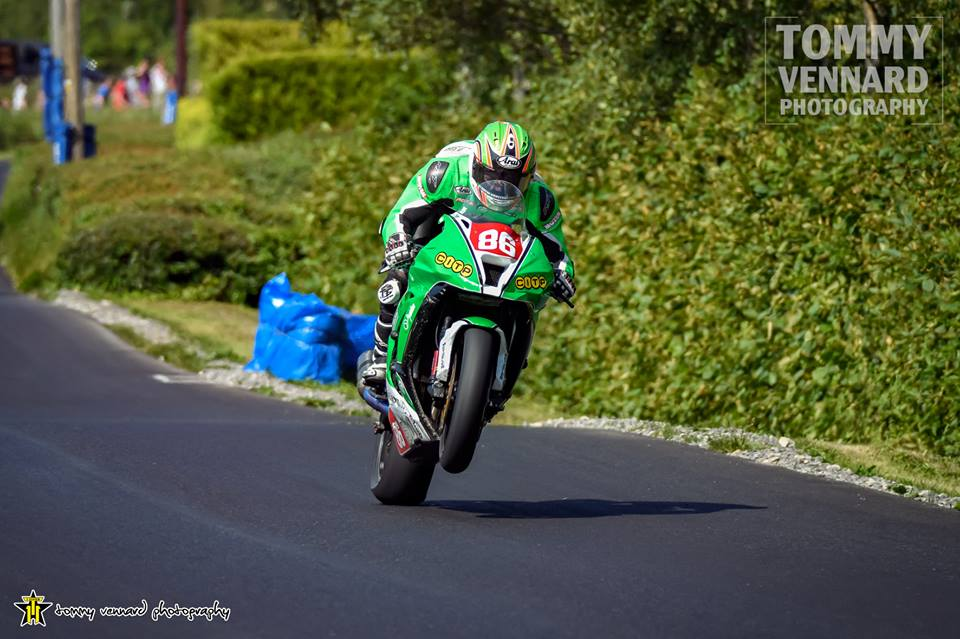 Enniskillen Road Races: Five Star McGee Takes The Spoils In Inaugural Richard Britton Memorial Feature Race