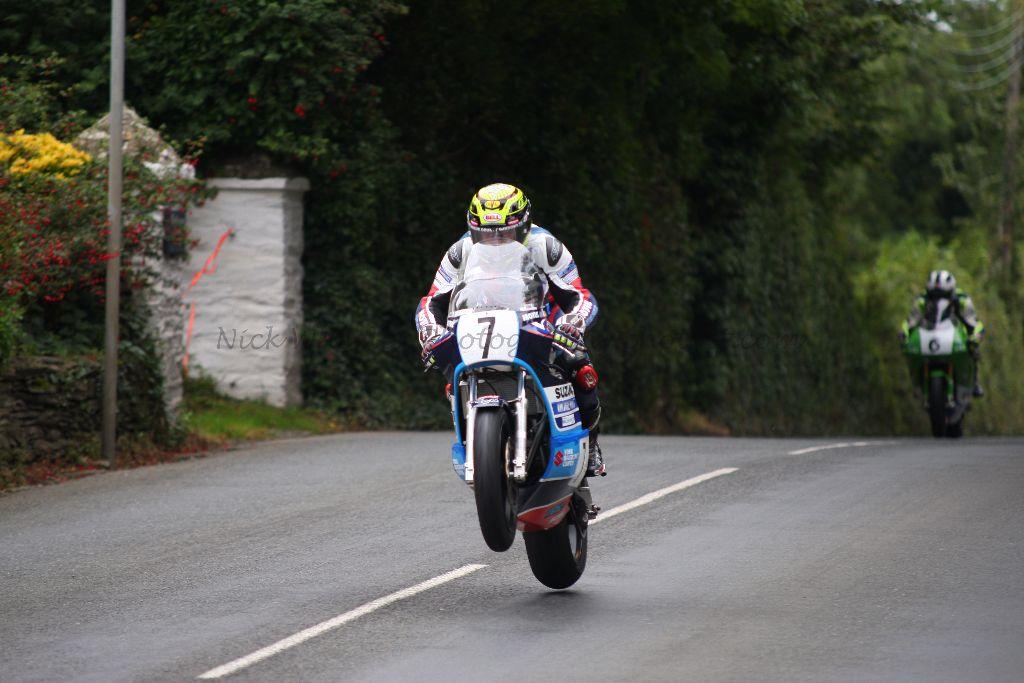 Multi TT Winner Johnson Confirmed For Superbike Classic TT