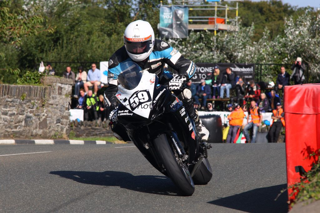 Improving Mountain Course Exponents Unveil 2018 Manx GP Start Numbers
