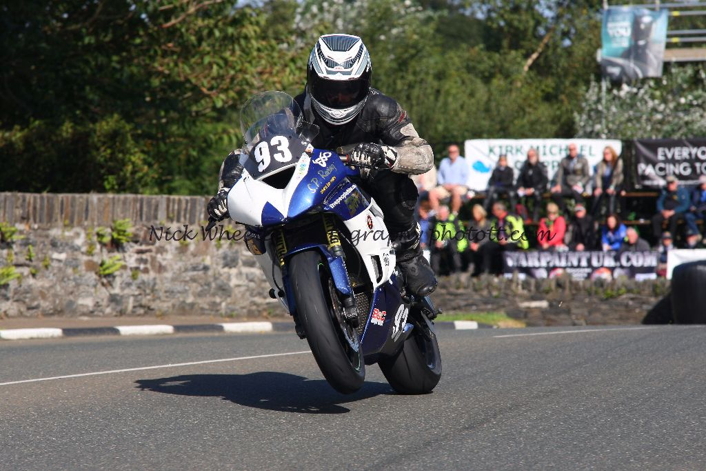 Parsons To Lead The Peoples Bike Team's 2018 Manx GP 'Rising Star' Project