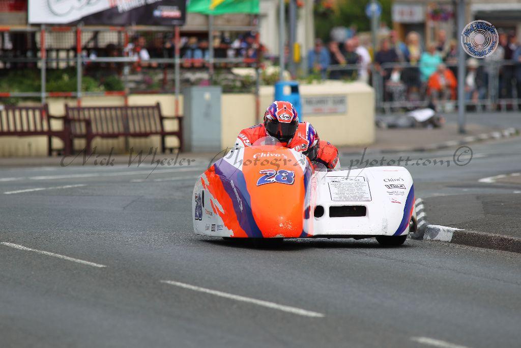 Sidecar Ten Questions Challenge – Darryl Rayner – Road