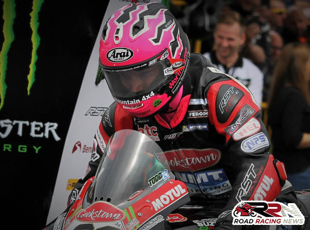 TT Privateers Champion Todd To Lead Cookstown BE Racing's Southern 100 Challenge