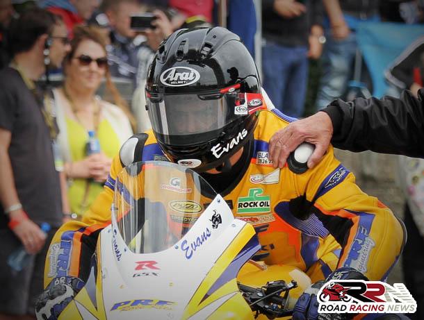 TT 2018: Manx GP Graduate Evans Enjoying First TT Venture