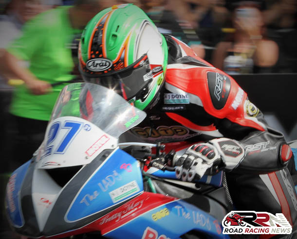 Enniskillen Road Races: McGee Powers To Erne Insurance Supersport Honours